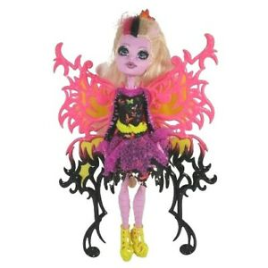 Monster High Freaky Fusion Bonita Femur Butterfly Wings Clothing Shoes