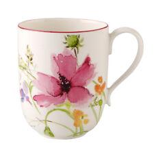 Villeroy & Boch Mariefleur Latte Mug 15.2 oz - Set of 4