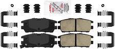 Disc Brake Pad Set-AWD Rear Autopartsource PTM567