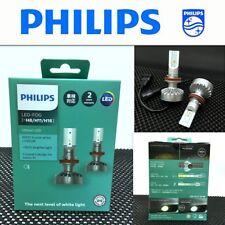 PHILIPS Ultinon LED H8 H11 H16 6000K +160% Brighter FOG Light 11366UL x2 #EWgtc