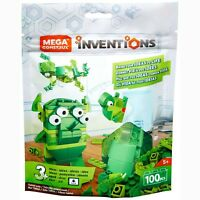 Mega Construx Inventions Greens Color Pack Building Set NEW IN STOCK