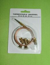 Universal -Thermoelement  600mm incl. 5 Adapter Gasherd Grill etc. (69A)