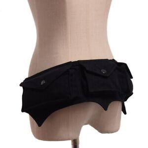 Steampunk Waist Bag Utility Belt Bag Festival Belt Bag Hooping Hip Belt Unisex