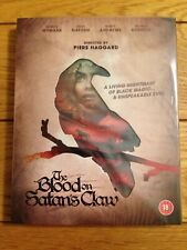 BRAND NEW The Blood on Satans Claw - Limited Edition Blu-Ray (SBF574B)