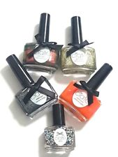 CIATE NAIL POLISH HEIRLOOM +CAROUSEL+SPEED DIAL+LONDON BABY+MOSAIC MADNESS