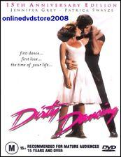 DIRTY DANCING Patrick SWAYZE Jennifer GREY Jerry ORBACH Romantic Film DVD Reg 4