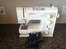 Bernina 1008 Mechanical Sewing Machine w/ Foot Pedal (e)