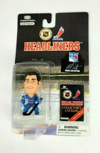 1997 NHL Corinthian Headliners Mike Richter New York Rangers Action Figure