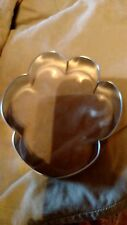NEW, DOG PAW Cookie Cutter, Great for Your  Cookies and Homemade Dog Biscuits!