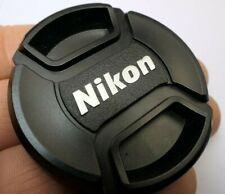 NIKON 52mm Lens Front Cap for 50mm f1.8 28mm f2.8 AF Nikkor genuine 18-55mm AF-S