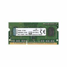8GB DDR3L 1600MHz Laptop Memory PC3L 12800 Notebook SODIMM Ram For Kingston RL2
