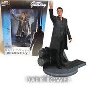 DIAMOND SELECT GALLERY - THE DARK TOWER - THE MAN IN BLACK PVC STATUE FIGUR NEU