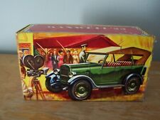 VINTAGE 1980'S AVON MAXWELL '23 CAR - FULL OF TRIBUTE COLOGNE - IN BOX