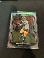 2020 Panini Prizm Aaron Rodgers #206 Green Bay Packers