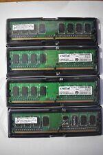 Dell Studio 540 RAM Memory 4GB - Qty 4 1 GB Memory Cards