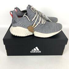 Adidas Alphabounce Instinct Running Shoes Men's Size 8 Gray B76038
