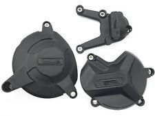 Alternator Engine Crank Case Protector Cover Set For Honda CBR 600 RR 2007-2016