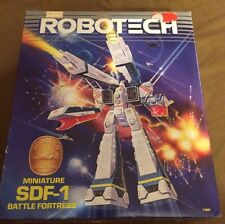 Harmony Gold Robotech Collectors Series Miniature SDF-1 Battle Fortress
