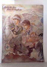 Plastic file folder Finder by  Ayano Yamane Boys Love BL Yaoi