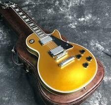 2018 Top Quality  Custom Shop Lp Electric Guitar Gold Top Grover Tuner