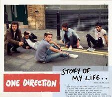 ONE DIRECTION - STORY OF MY LIFE  CD SINGLE  2 TRACKS  INTERNATIONAL POP  NEW+