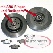Renault Espace 4 IV - Bremsscheiben ABS Ringe Beläge hinten für die Hinterachse