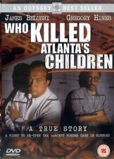 DVD:WHO KILLED ATLANTAS CHILDREN - NEW Region 2 UK