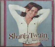 Shania Twain with Mark McGrath - Party for two (2004) 5 Track Promo CD