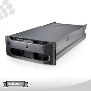 DELL EQUALLOGIC PS6510 SAN ISCSI STORAGE SYSTEM WITH 2x CONTROLLER 3x PSU NO HDD