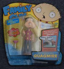 Family Guy Crazy Interactive World Quagmire Action Figure (read descript.)