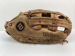 Wilson A2914 Extra rh baseball glove Soft Leather American Rawhide All Original