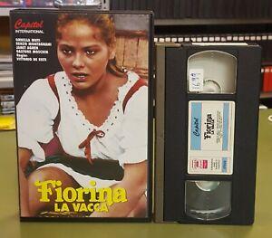 FIORINA LA VACCA - 1972 - VHS - O.MUTI - CAPITOL INTERNATIONAL - EX NOLEGGIO