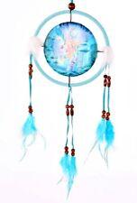 Dream Catcher - Fairy Ascent - Printed Canvas Magical Fairy Design - 16cm Dia
