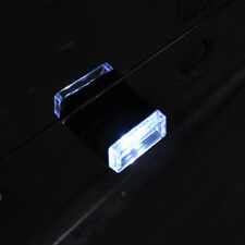 RGB Color USB LED Mini Wireless Car Interior Lighting Atmosphere Light Hot sale