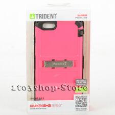 Trident Kraken AMS iPhone 6 Plus & iPhone 6s Plus Case w/Holster Belt Clip Pink