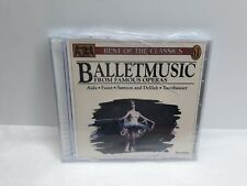 Ballet Music from Famous Opera.Best Of The Classics 61 Minute