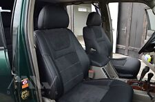 seat cover premium Leather Interior personal style for Nissan Patrol GR Y61