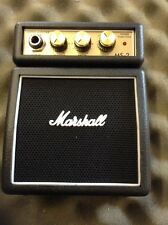 Marshall MS 2 Mini Electric Guitar Amp FROM Guitars Wales FREE DELIVERY