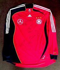 Trikot Adidas DFB XL Spielertrikot Deutschland Mercedes Benz 2006 Matchworn