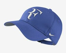 NEW Nike Hybrid RF Roger Federer Hat 371202-480 Game Royal Cap