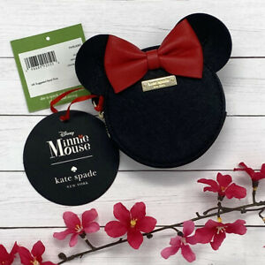 NEW Kate Spade New York Limited Edition Minnie Mouse Leather Coin Purse pwru4883
