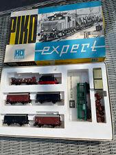 More details for vintage piko expert ho gauge train set