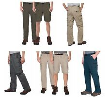 BC Clothing Men's Convertible Stretch Cargo Hiking Pants Shorts,Zippered Pockets
