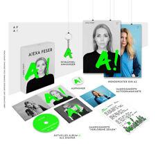 Alexa Feser: A! (Ltd.Fan Edition) Box-Set ist limitiert auf 500 Exemplare