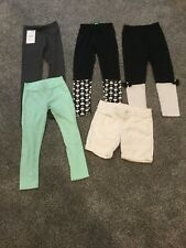 Girls 6 Piece Lot Of Bottoms: Size 8