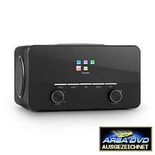 2.1 INTERNET RADIO FM WLAN DAB+ UKW USB MP3 NETZWERK PLAYER STREAMER AUX WECKER