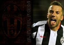 POSTER ALESSANDRO DEL PIERO JUVE JUVENTUS FOOTBALL #1