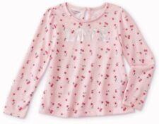 1d6d6f2d23ae9e Toughskins Girls  Long-Sleeve Top with LOVE logo - Size 5-6 (