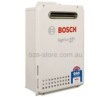 Bosch 21E Continuous Flow Hot Water Service