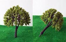 Miniature Fairy Garden Light Green Trees/Shrubs - Set of 2 - Buy 3 Save $5